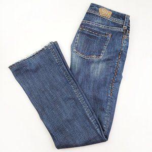 1921 Western Glove Works Bootcut Denim Jeans 29x36